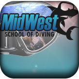 Midwest School of Diving instruction with PADI, SDI, EDRi, and HSA certified instructors for scuba divers in and around the Minnesota Twin Cities of Minneapolis and St. Paul.