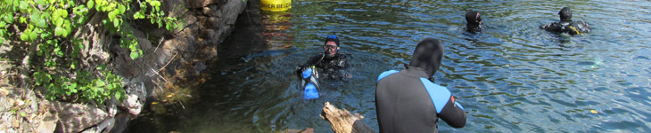 We will train your first responders in the techniques of ice rescue, swift water and public safety diving techniques;  MidWest School of Diving certification is from Emergency Response Diving International (ERDi) and PADI (Professional Association of Diving Instructors).