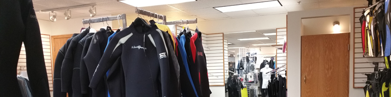 Offering the finest scuba diving equipment in the Twin Cities of Minneapolis and St. Paul, Minnesota!  Find everything from BCD